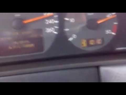 256km/h Mercedes E320 Made In ARMENIA!!!!!!!!! FUCK YOU AZERI FUCK YOU