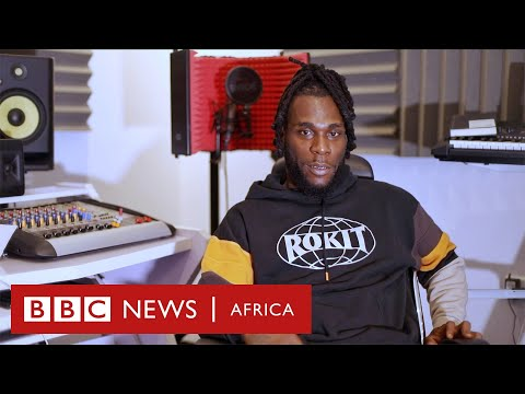 'I deserved the Grammy win' - Burna Boy full interview with