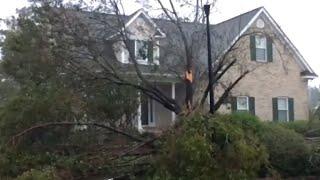 North Carolina resident describes Florence's devastating conditions