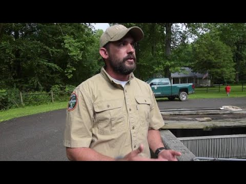 Tellico Fish Hatchery Supplies Trout For Several Streams