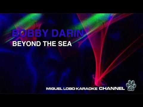 BOBBY DARIN - BEYOND THE SEA - Karaoke Channel Miguel Lobo