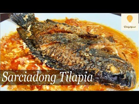Sarciadong Isda | Sarciadong Tilapia