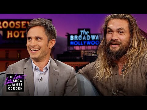 Download Youtube: Jason Momoa Has Gael Garcia Bernal & James Feeling Smaller