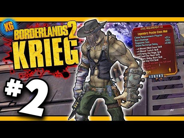 12% CHANCE?! - Speedfun to Level 80 Krieg - Day #2