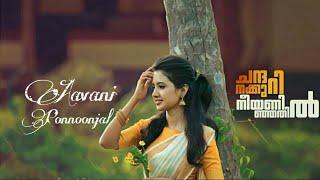 Chandana kuri nee aninjathil | Aavani ponnoonjal | whatspp status