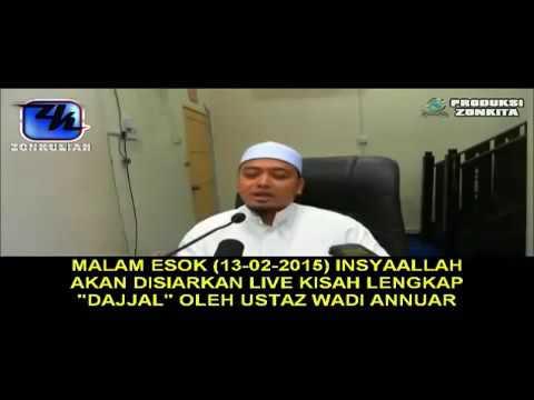2 Tanda Imam Mahdi Yang ORIGINAL Ustaz Wadi Anuar Terbaru