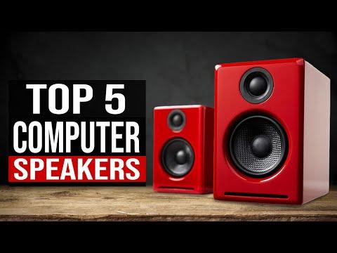 TOP 5: Best Computer Speaker 2020