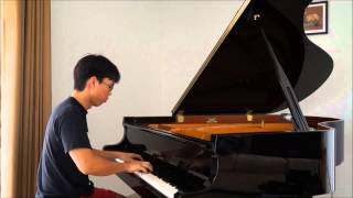 Bach - Fugue No. 3 in C# major, BWV 848
