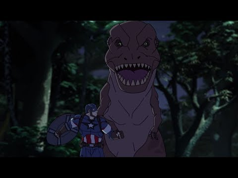 האוונג'רס - צוות גיבורי העל - האיחוד | אל העתיד | Marvel Avengers: Assemble
