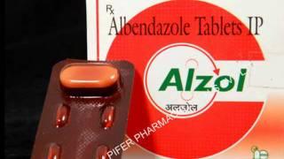 PIFER PHARMACEUTICALS PVT LTD ALZOL (ALBENDAZOLE)