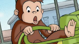 Curious George 🐵Candy Counter 🐵 Kids Cartoon 🐵 Kids Movies | Cartoons for Kids