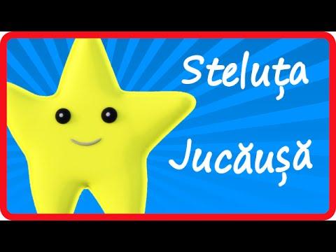 Steluta Jucausa - Cantecele Pentru Copii