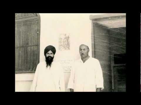 Guru Nanak Sahib Ji in Baghdad - Gyani Sant Singh Ji Maskeen