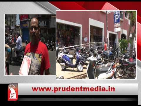 PANAJI PARKING PROBLEM│Prudent Media Goa