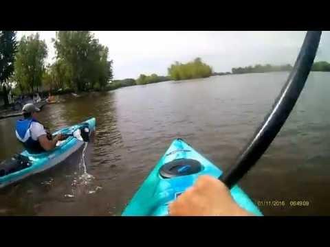 Randonnee en Kayak Rivière-des-Mille-Îles  28-05-2016