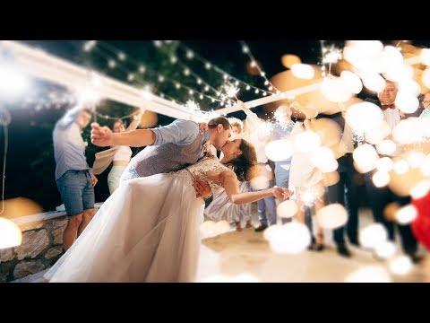 Свадьба в Черногории Кати и Дениса