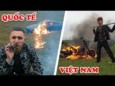 Youtuber Nước Ngoài Đạo Video KHÁ BẢNH   Những Kênh Youtube Quốc Tế Giống Y Chang Việt Nam