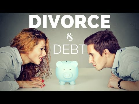 Dave Ramsey's Debt Myths - Divorce & Debt
