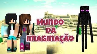 Mundo da Imaginação - MISSÃO BACKPACK DE ENDERMAN #30
