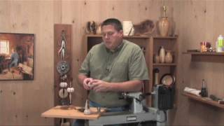 Woodturning Christmas Ornaments With Rex And Kip  -  Vol 5 (woodturning Dvd Preview)
