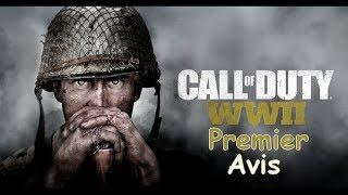 Bêta Call of Duty WW2 : Premier Avis