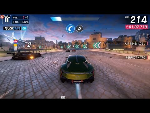 Asphalt 9 Legends 2018 - Euro Tracks DS Auto - Car Games / Android Gameplay FHD #20