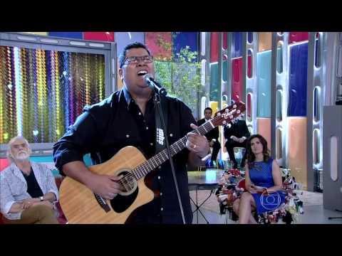 Anderson Freire canta no palco do Encontro - TV Globo Brasília HD