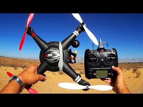 XK Detect X380 Drone Review