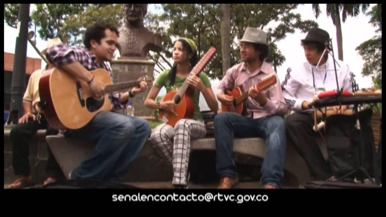 Roberto Camargo Y La Música Andina Colombiana Youtube