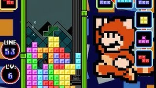 Tetris DS NDS Complete Playthrough - NintendoComplete