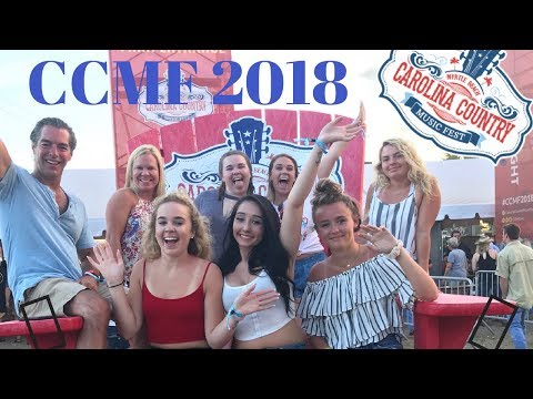 CAROLINA COUNTRY MUSIC FESTIVAL 2018 | VLOG 16