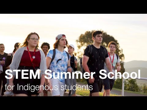 National Science and Engineering Summer School for Indigenous Students