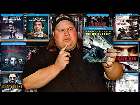 My Blu-ray Collection Update 5/31/14 : Blu ray and Dvd Movie Reviews