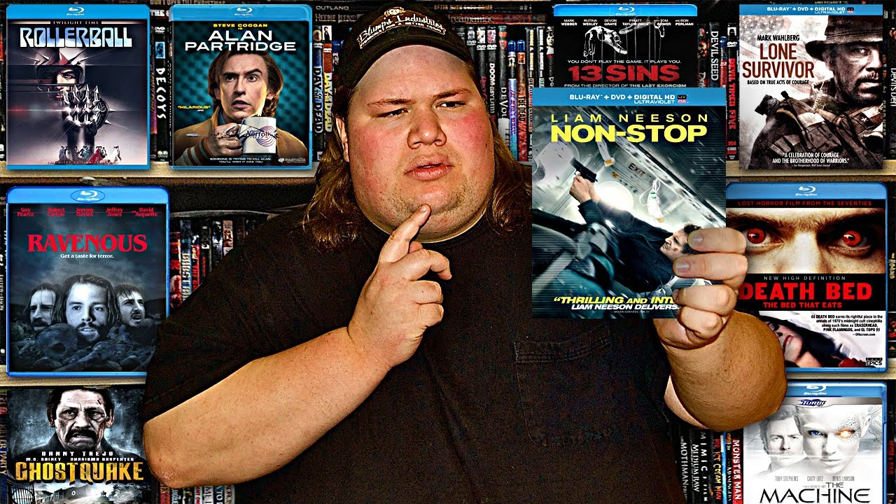 Download My Blu-ray Collection Update 5/31/14 : Blu ray and Dvd Movie Reviews