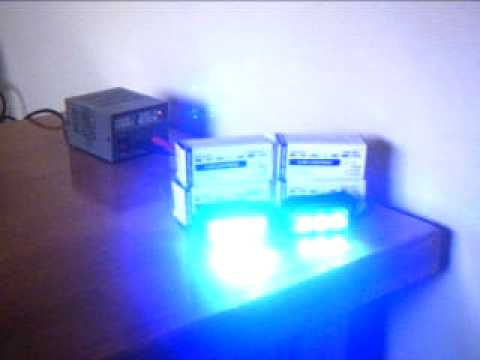 led flitsers 12 volt bbb blauw geel rood wit. Black Bedroom Furniture Sets. Home Design Ideas