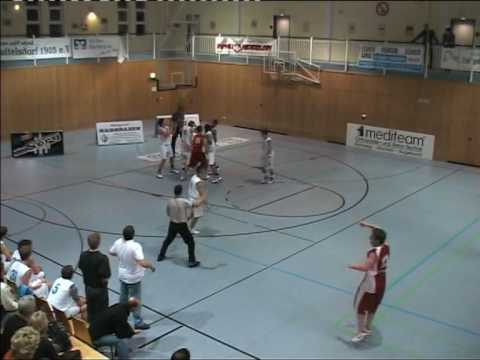 Dachau Spurs Basketball (Anthony Pettaway and Omar...