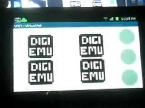 Digimon Digivice App Digimon Vpet App 4 Screen Help