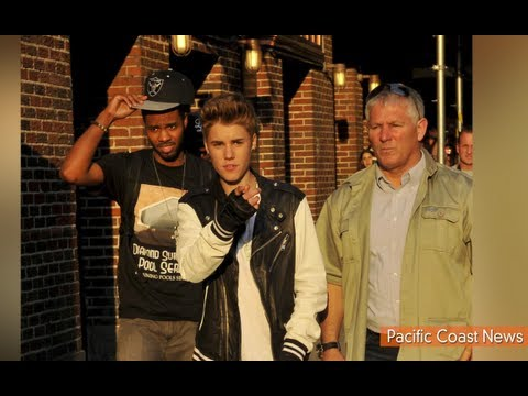Bieber Bodyguard Sues for Assault