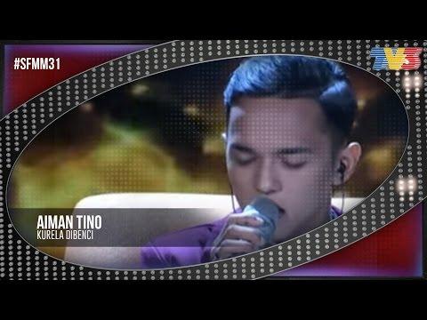 Cover Lagu Muzik Muzik 31   Aiman Tino - Ku Rela Dibenci   Semi Final
