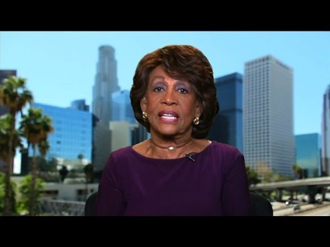 Maxine Waters slams Trump: Let's talk impeachment