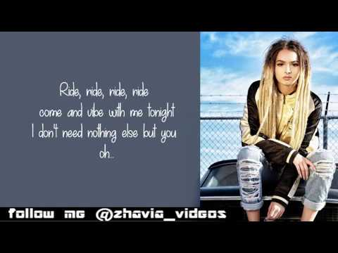 Lyrics Zhavia Songs Location The Best Song 2018 Youtube