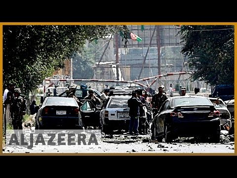 Afghanistan explosion: Taliban kills at least 10