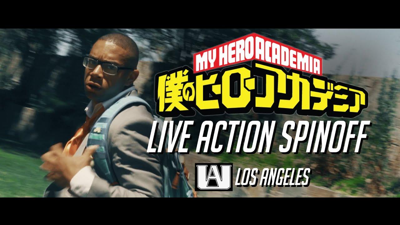Download UA:LA Pilot Episode 0 -- My Hero Academia Conceptual Spin Off