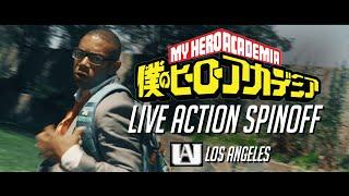 UA:LA Pilot Episode 0 -- My Hero Academia Conceptual Spin Off