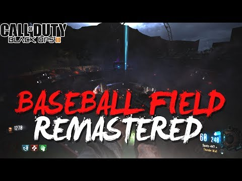 BaseBall Field Remastered | Black Ops 3 Custom Zombies