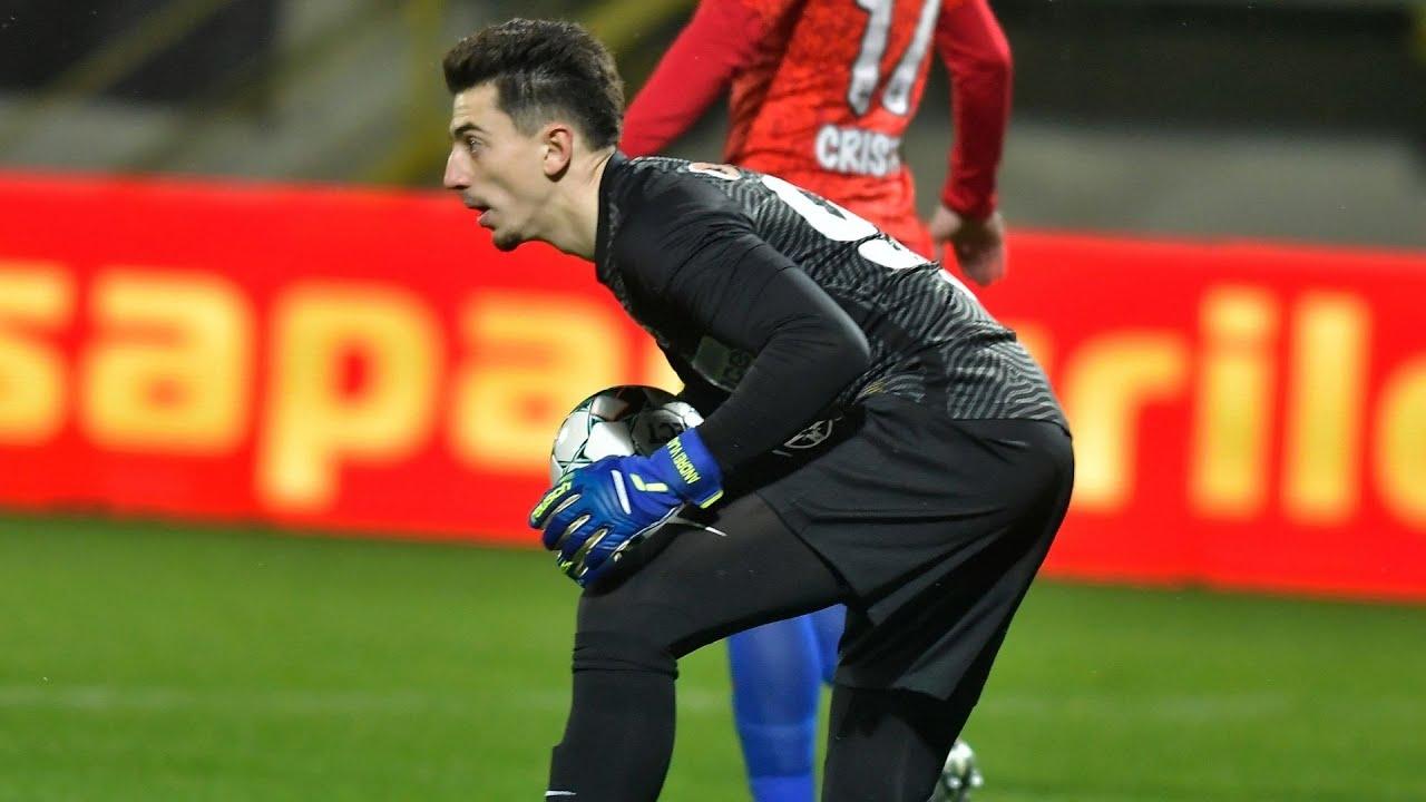 REZUMAT | FCSB - Universitatea Craiova 0-0. Andrei Vlad a apărat un penalty