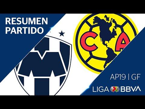 Resumen y Goles | Monterrey 2-1 América | Gran Final - Liga BBVA MX