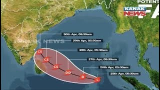 Cyclone Fine: Depression Intensifies Into Cyclone, May Hit On …