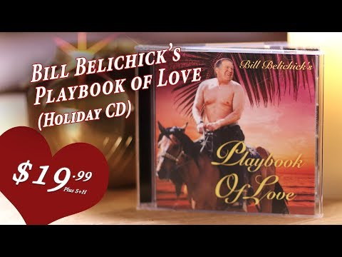 Belichick Sings Sexy Love Songs (CD Out Now!)