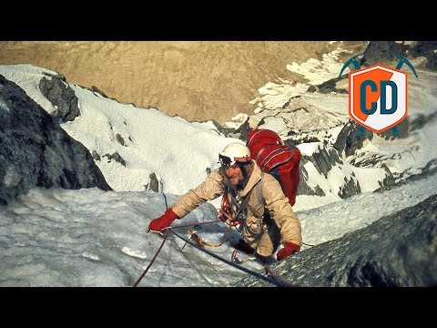 Learning The Hard Way: Old School Mountaineering | Climbing Daily Ep.1338